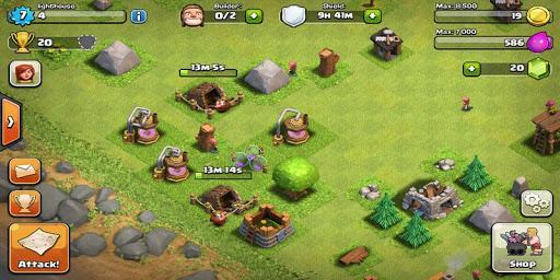 Guide  clash-of-clans 1.1.4 screenshots 4