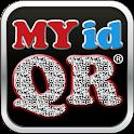 MYidQR® - QR Reader icon