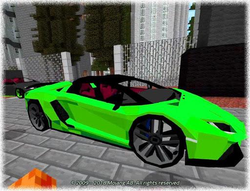 Car Mod for Minecraft v2.5.40 screenshots 1