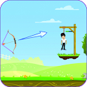 Archery Shooting Master : Gibbets Rescue icon