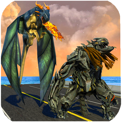 Dragon Robot Superhero (game)