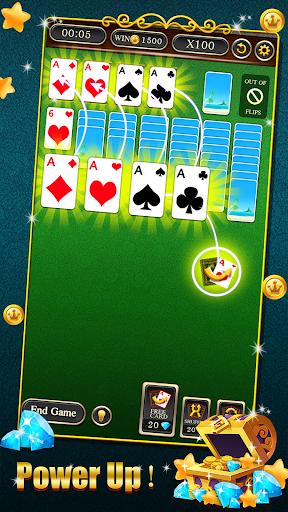 玩免費紙牌APP|下載Vegas Solitaire: Patience app不用錢|硬是要APP