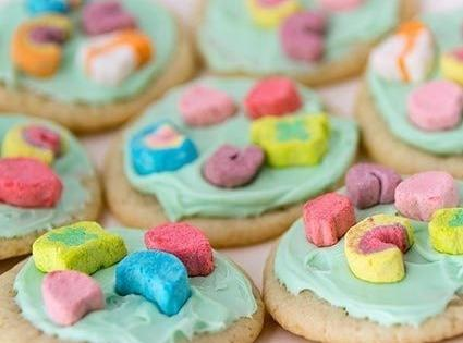 Lucky Charms Cookies Recipe