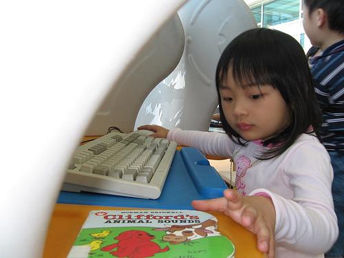 Kids Using Computers. | Branch: Alum Rock. Date: 6/4/2008. D… | Flickr