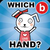 Bbbler Which Hand