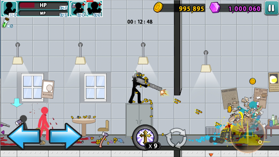 Anger of Stick 5- screenshot thumbnail