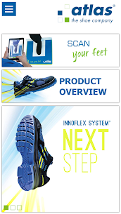 ATLAS – scan your feet! 1