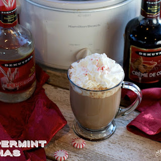 Crock Pot Peppermint Mochas