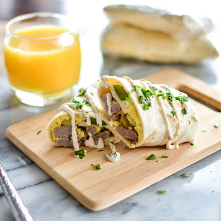 Make-Ahead, Freezer-Friendly Breakfast Burritos