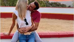 Ana Soria y Enrique Ponce mantienen su amor en lo más alto.