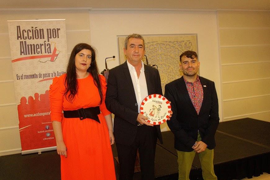 Museos de Terque, galardonados por la Asociación Acción por Almería.
