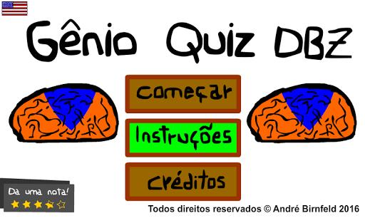 Genius Quiz DBZ 1.0.4 screenshots 5