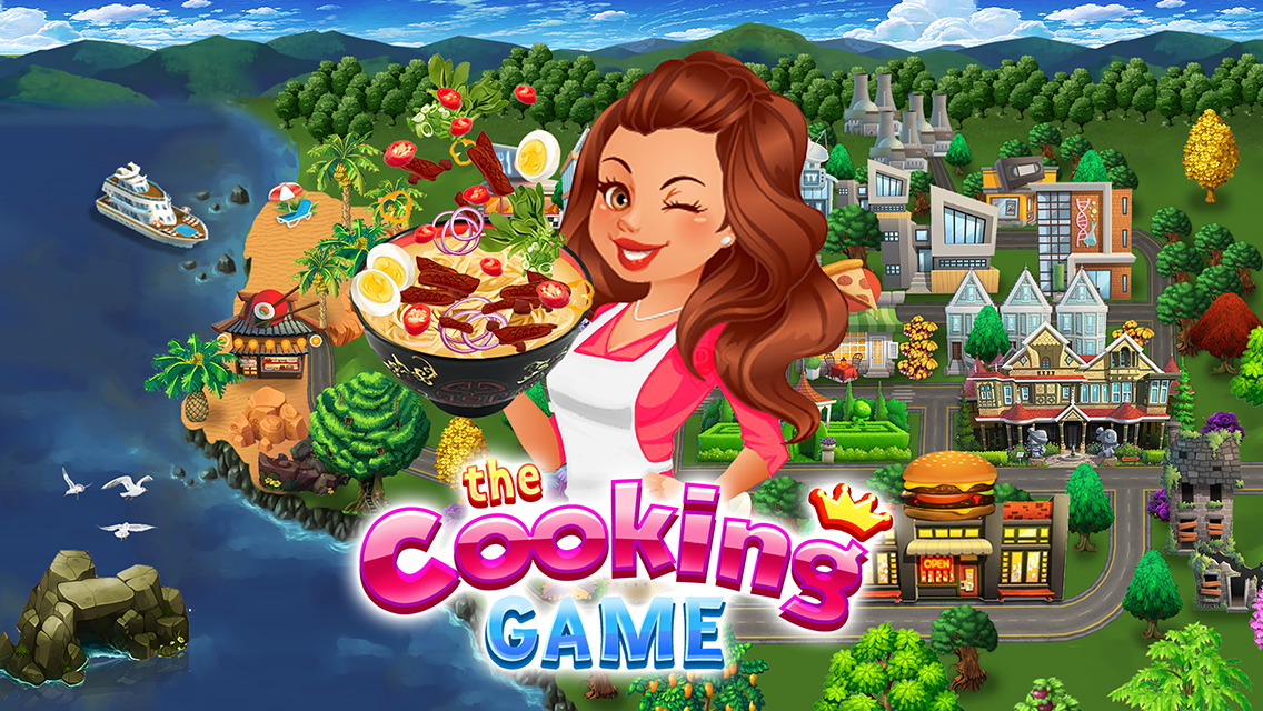 The Cooking Game- Food & Restaurants Management- screenshot