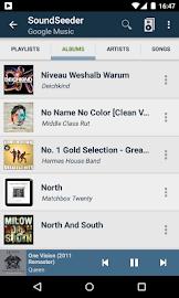 SoundSeeder Music Player Screenshot 3