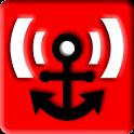 Sailsafe. Anchor alarm. icon