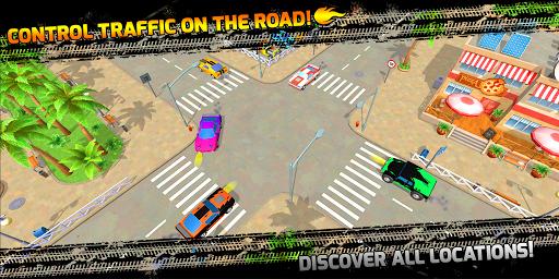 لقطات شاشة Traffic Fit 1