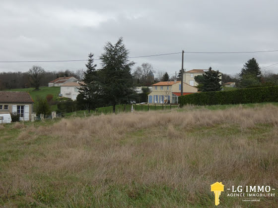 Vente terrain 1417 m2