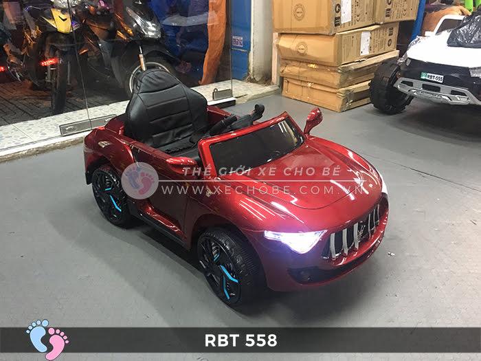 Xe hơi điện đồ chơi trẻ em RBT-558 3