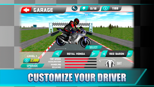 Free motorcycle game - GP 2018 1.2 screenshots 7