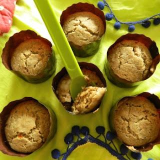 Green Chili Pesto Muffin Recipe