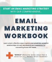 email marketing workbook
