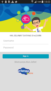 eLearn Siswa- screenshot thumbnail