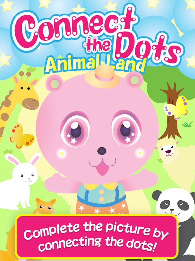 Connect the Dots -Animal Land-- screenshot