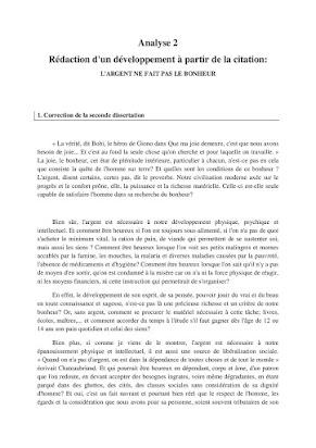 L Argent Fait-il Le Bonheur : argent, fait-il, bonheur, L'argent, Bonheur, Dissertation, Introduction