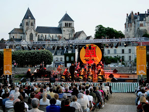 Photo: Festival Jazz en val de Cher©CDT41-cdecvaldecherstaignan