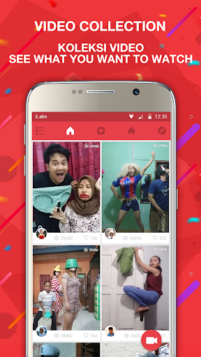 Vshow-share wonderful moments with short videos screenshot 1