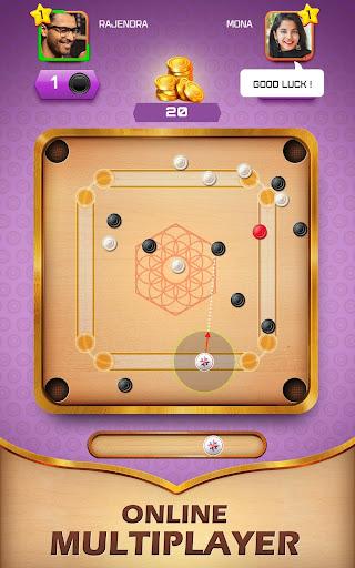 Carrom Friends : Carrom Board & Pool Game 1.0.31 screenshots 1