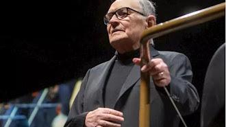 Concierto del compositor Ennio Morricone en Madrid.