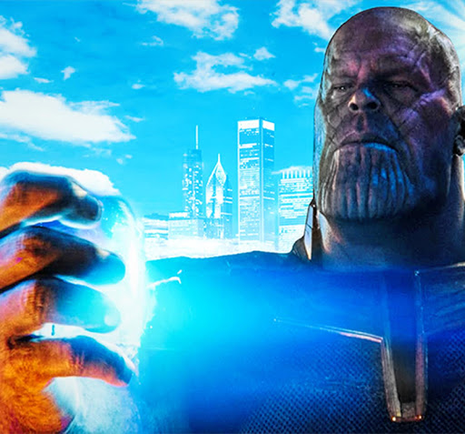 Thanos Monster Vs Avengers Superhero Fighting Game 1.0 11