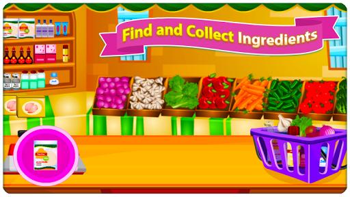 baking tortilla 4 - cooking games screenshot 3