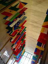 Photo: The Hall of Nations, called that because...