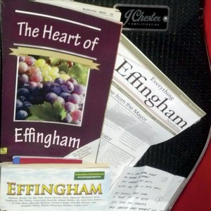 Cover Art for song Vette in Effingham