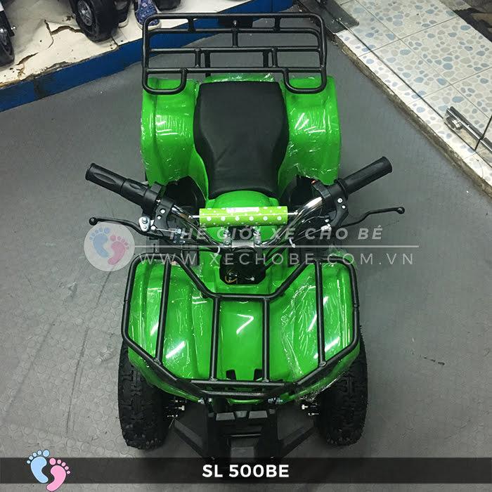 Mô tô điện địa hình cỡ lớn ATV SL500BE 6
