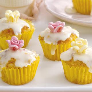Mini Orange-Polenta Cakes