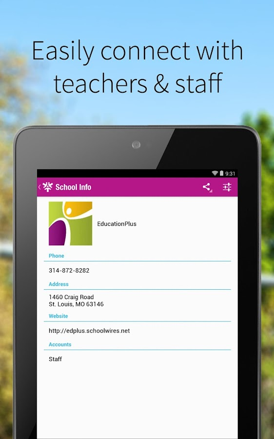 EducationPlus- screenshot