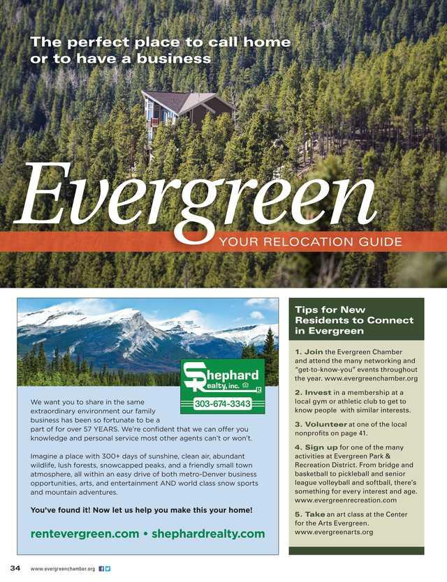 Evergreen CO- screenshot