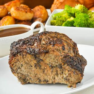 Worcestershire Butter Roast Beef Recipe