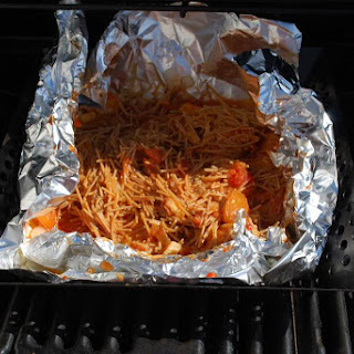 Barbecued Spaghetti? Yes, you can!.