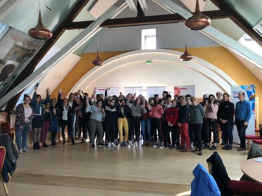 Journée de Sensibilisation à l'Égalité Professionnelles à Hendaye