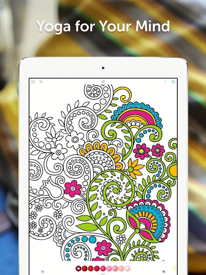 recolor coloring book screenshot - Coloring Book Software Free Download