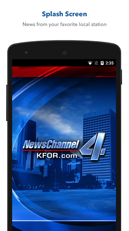 KFOR- screenshot