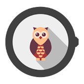 Owl Watch Face