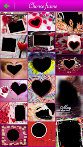 Love Photo Frame screenshot 13