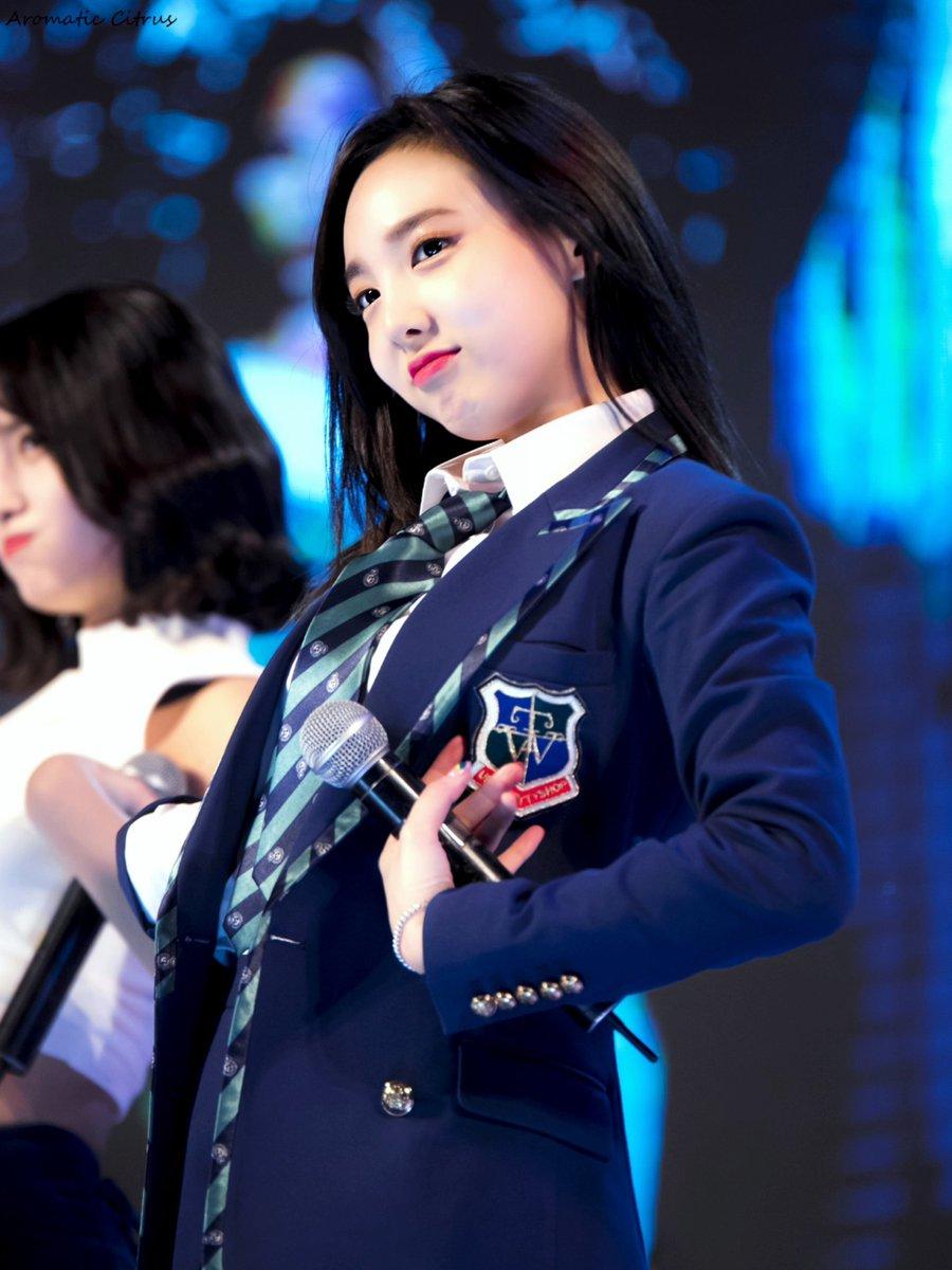 nayeon uniform 18