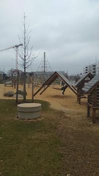 Kuvert-Fabrik Spielplatz