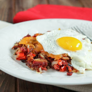 Hearty Corned Beef Hash